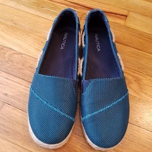 Nautica Espadrilles Style Shoe